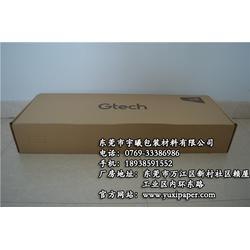 蜂窝纸纸箱,蜂窝纸纸箱订购,宇曦包装材料图片