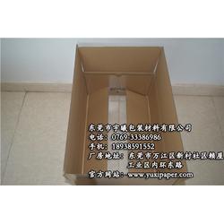 宇曦包装材料(多图)、耐破纸箱规格、莞城耐破纸箱图片
