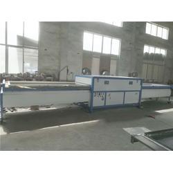 四平真空覆膜机 鸿图木工机械(在线咨询) 手动真空覆膜机图片