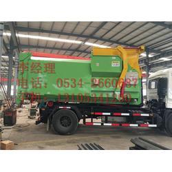 垂直式垃圾压缩设备|垃圾压缩设备|泰达环保(图)图片