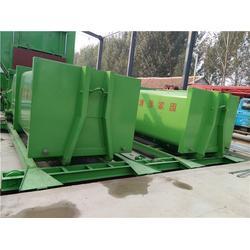 垃圾转运站,泰达机械(在线咨询),智能移动式垃圾转运站图片