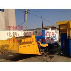 垃圾压缩,泰达机械(优质商家),分体式水平对接垃圾压缩设备图片