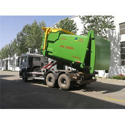 垃圾处理_泰达环保_分体式水平对接垃圾处理设备图片
