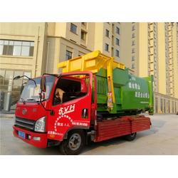垃圾压缩-泰达机械(在线咨询)固体垃圾压缩设备图片