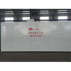 山东天一-地埋一体化污水处理设备厂家-滨州一体化污水处理设备图片