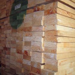 日照恒豪 辐射松建筑木方定尺加工-乐陵辐射松建筑木方图片