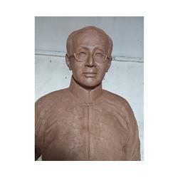 黄山人物雕塑,安徽大手人物雕塑,人物雕塑厂图片