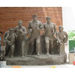 玻璃钢人物雕塑-安徽大手(在线咨询)-安徽人物雕塑图片
