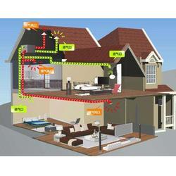 中央新风系统安装,龙裕暖通(在线咨询),景德镇新风系统图片