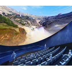 河北动感球幕影院设计费用,北京恒山宏业,动感球幕影院设计费用图片