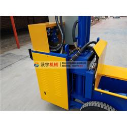 蚌埠二次结构柱输送泵_二次结构柱输送泵生产_沃宇重工图片