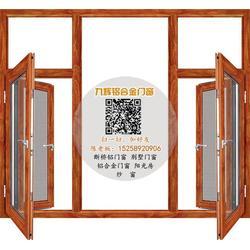 东义铝合金门窗加工点(图),平开纱门,武义纱门图片