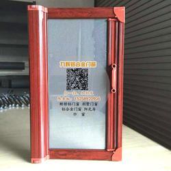 纱门厂家定制、磐安纱门、东义铝合金门窗定做图片