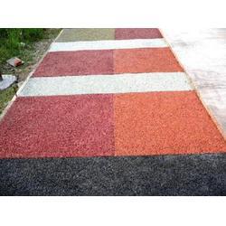冷拌彩色沥青|建逵建设(在线咨询)|新余彩色沥青图片