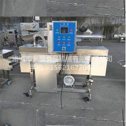 福建裹粉机,多福食品机械,鱼条裹粉机图片