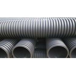 廊坊HDPE双壁波纹管-远腾塑胶-HDPE双壁波纹管公司图片