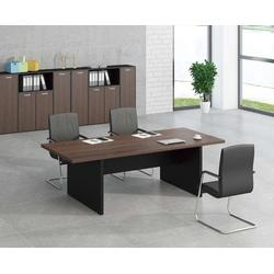 办公会议桌、合肥上腾(在线咨询)、合肥会议桌图片