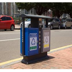 户外垃圾桶报价|兰州户外垃圾桶|意和标牌图片