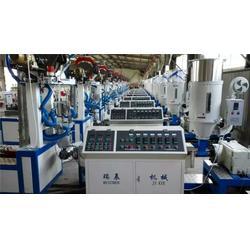 瑞辰塑机生产-阜新迷宫式滴灌带设备图片