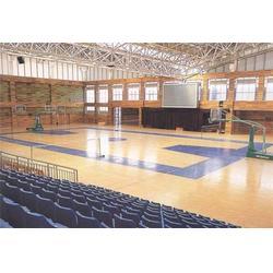 乒乓球專用運動地板、天津航美(在線咨詢)、運動地板圖片