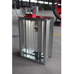 厂家专业生产各种型号防火调节阀洁盛客镀锌板防火调节阀图片