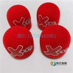 热转印防风海绵罩 罗德麦克风海绵罩 相机海绵厂家图片