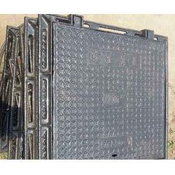 济南小二马*|山东铸铁井盖|重型球墨铸铁井盖厂家图片