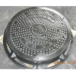 山东铸铁井盖、济南小二马品质保证、灰口铸铁井盖图片