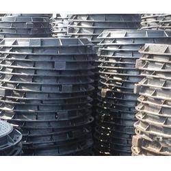 铸铁井盖厂家、山东铸铁井盖、@济南小二马(查看)图片