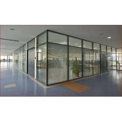 玻璃隔断,玻璃隔断墙,玻璃高隔间图片