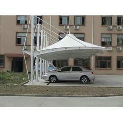 汽车停车棚膜结构|乌鲁木齐膜结构|新疆华泰景艺膜结构(查看)图片