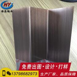 304不锈钢做真铜是什么效果 不锈钢镀红铜发黑做旧处理图片