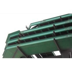 大跨距槽式电缆桥架 槽式大跨距电缆桥架的型号规格-诺言图片