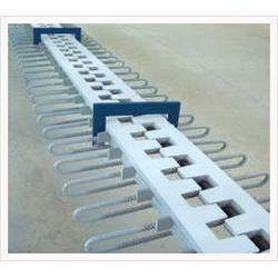 伸缩缝 梳齿型伸缩缝SF伸缩缝毛勒缝梳齿形防滑槽钢板图片