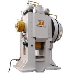胶州螺旋压力机-青岛润昌益友精锻-液压螺旋压力机图片