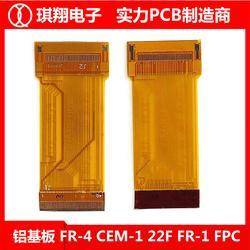 fpc柔性软板、汽车fpc柔性软板、琪翔电子FPC打样图片