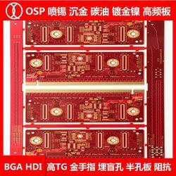 智能穿戴电路板抄板-琪翔电子专业pcb板厂家图片
