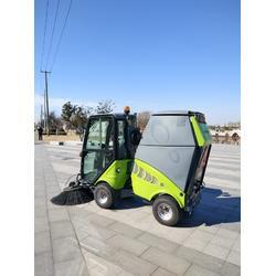 小型扫路车源头直供-田意环保(在线咨询)天水扫路车源头直供图片