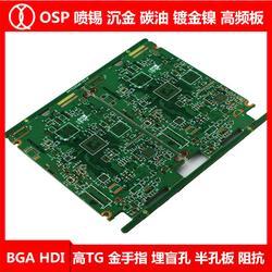 琪翔电子支持PCB设计(图),pcb电路板打样,pcb电路板图片