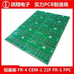 琪翔电子专业线路板厂(多图)|工控PCB电路板|工控PCB板图片