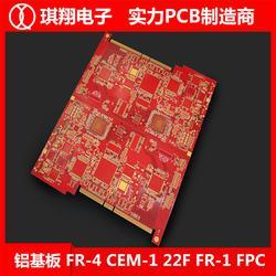 琪翔电子PCB一站式服务_GPS电路板_埋孔GPS电路板图片