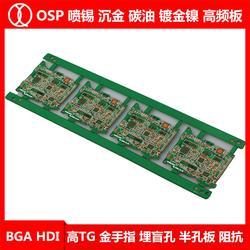 GPS电路板定制、GPS电路板、琪翔电子支持PCB抄板图片