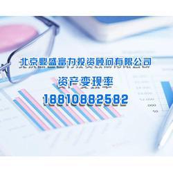 资产变现率评估|北京资产变现率|北京鼎盛投资顾问公司图片