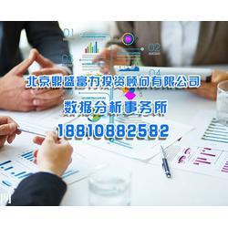 北京数据分析事务所、北京鼎盛公司、数据分析事务所找哪家图片