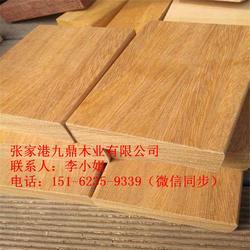 巴劳木板材红巴劳木刀头加工高密度材质图片