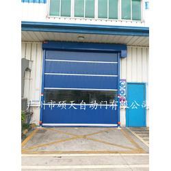 南昌PVC高速卷帘门|PVC高速卷帘门厂家|硕天(优质商家)图片