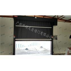 東莞硬質快速門廠家-碩天專業做門-硬質快速門廠家質量保證圖片