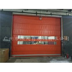 PVC高速卷帘门售后服务完善、潮州PVC高速卷帘门、硕天图片
