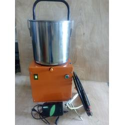 电动黄油机多少钱 濮阳市布鲁机电设备 电动黄油机图片