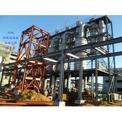 强制循环蒸发器展示 青岛蓝清源强制循环蒸发器